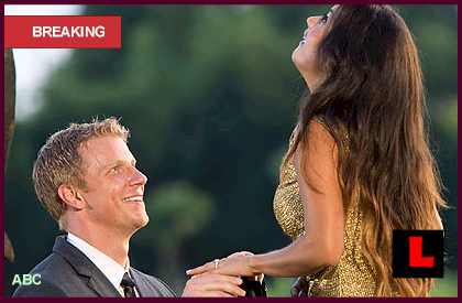 Sean Lowe and Catherine Together, Planning L.A. Televised Nuptials