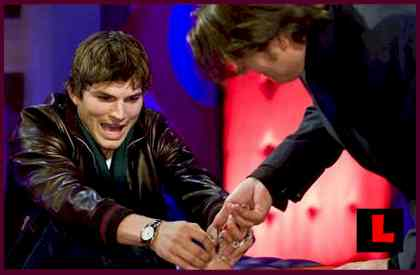 Ashley Ellerin Ashton Kutcher