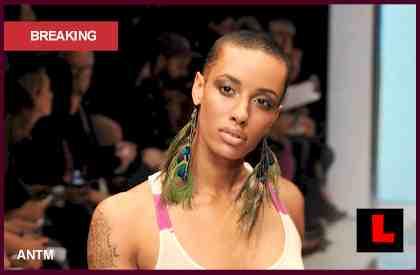 AzMarie Livingston ANTM Star Battles Raven-Symoné Story
