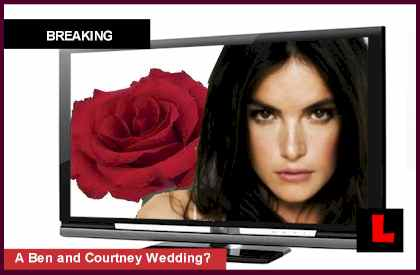 The Bachelor 2012 Winner Courtney Robertson Pursues Wedding with Ben