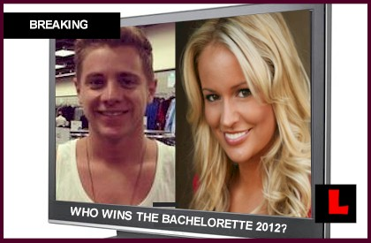 Jef Holm, Emily Maynard Keep Suspense For Who Wins the Bachelorette 2012 winner people water