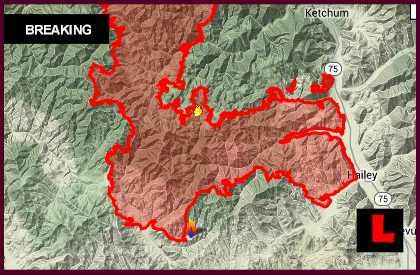 Beaver Creek Fire Map 2013: Hailey, Idaho Wildfire Burns ... on 2013 sun valley idaho map, idaho soils map, fires in idaho map, new mexico wildfire map, idaho wildfire updates, idaho wildfire report, idaho fire map 2013, idaho california map, idaho fires burning, wa wildfire map, soda fire idaho map, idaho snow map, idaho heat map, alberta wildfire map, idaho fire updates, united states wildfire map, idaho map with cities, idaho public health map, idaho volcanoes map, idaho flood map,