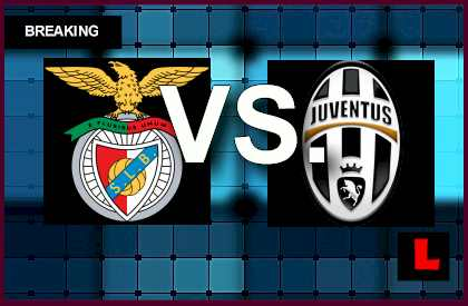 Benfica vs. Juventus 2014 Score Prompts UEFA Europa League Results 	en vivo live score results soccer futbol uel today april 24, 2014