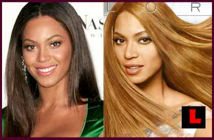 Beyonce L'Oreal Skin