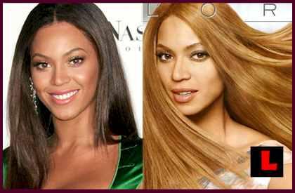 Beyonce L'Oreal Skin