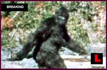 Bigfoot Footage 2013 Reveals Kentucky Sasquatch Evidence