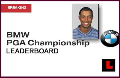 BMW Championship Leaderboard 2013 Live: Tiger Woods Seeks Win winner