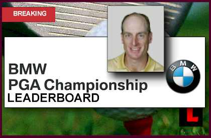 BMW Championship Leaderboard: Furyk Leads FedEx Cup Playoff Results