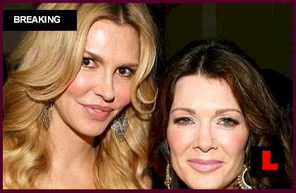 Brandi Glanville, Lisa Vanderpump Are No Longer Friends on RHOBH