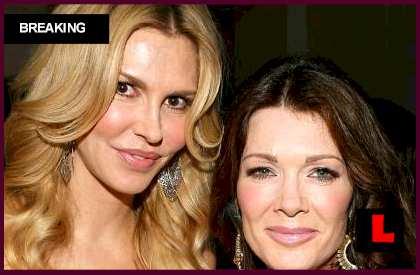 Brandi Glanville, Lisa Vanderpump Are No Longer Friends on RHOBH
