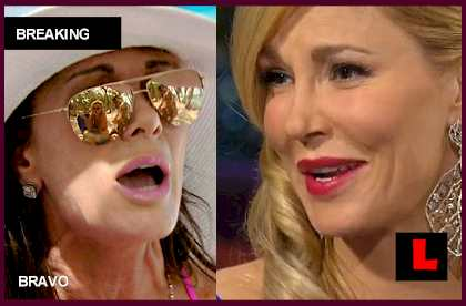 RHOBH Reunion: Are Brandi Glanville and Lisa Vanderpump Still Friends?