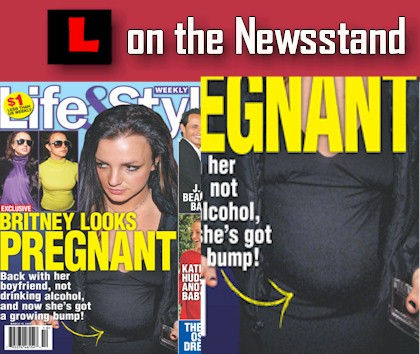 Britney Spears Pregnant Stories claim. As first told to you by LALATE NEWS, ...