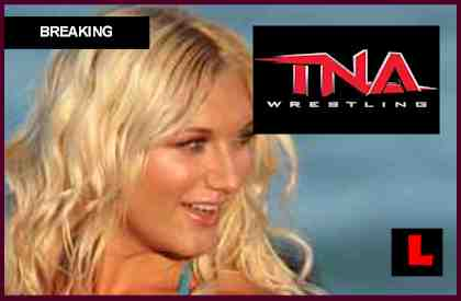 Brooke Hogan TNA Wrestling Deal Gets Confirmed