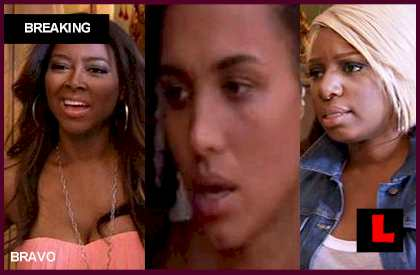 Bye Felicia Battles Kenya Moore, NeNe Leakes - Who is Felicia