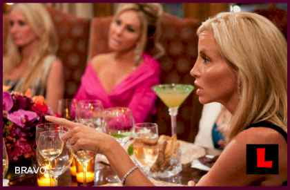 Camille Grammer Prepares For Real Housewives of Beverly Hills New Dinner Date