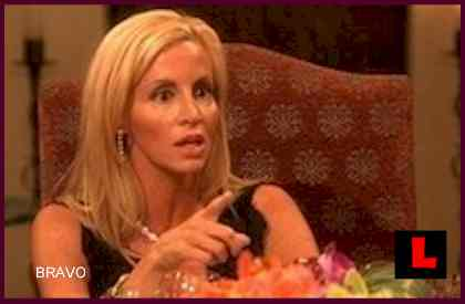 Camille Grammer Most Hated Bravo Housewife