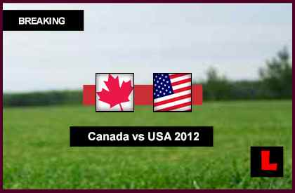 Canada vs. USA 2012: Landon Donavan Readies Team for CONCACAF