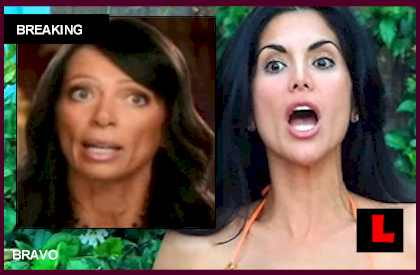 December 23rd, 2013 in Carlton Gebbia , Joyce Giraud , RHOBH by LALATE