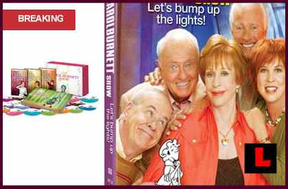 Carol Burnett Sued by Bob Banner Associates for DVDs