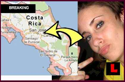 Casey Anthony and Costa Rica Hideaway Reports Appear Questionable