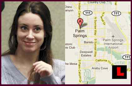 Casey Anthony Palm Springs, California Interview Offered by Al Taylor