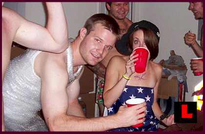 Casey Anthony Party PHOTOS