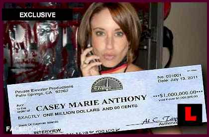 Casey Anthony Private Elevator Productions Prompts Confusion from Al Taylor: EXCLUSIVE