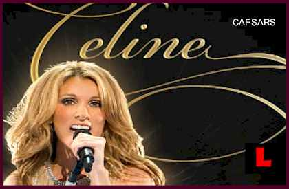 Caesars Palace Celebrates Celine Dion Concert Return