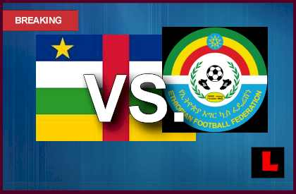 Central Africa vs Ethiopia 2013 Delivers Group A Battle Today en vivo live score results today