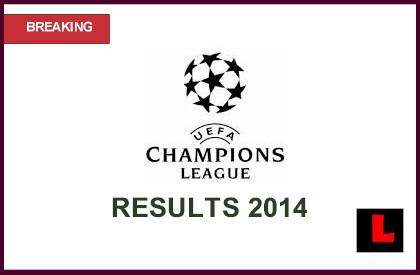 todays champions league scores