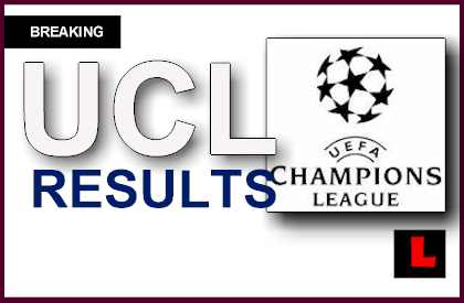 UEFA Champions League Results 2014 Today: UCL Prompts Semifinal Scores april 22, 2014 live score results
