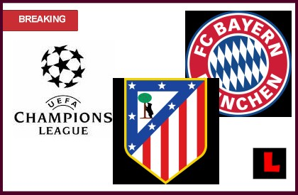 champions league live today