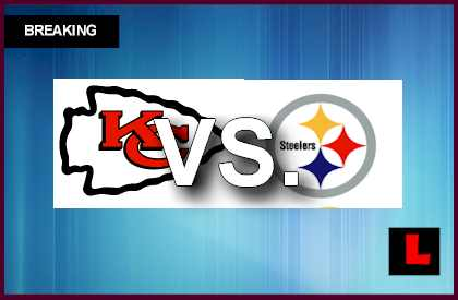 Chiefs vs. Steelers 2013: Ben Roethlisberger Seeks Improved Results live score results