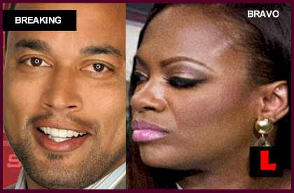 Chuck Smith, Kandi Burruss Dating Strikes Phaedra Parks Pre RHOA dating falcons