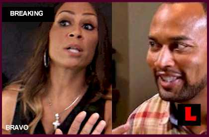 Chuck Smith, Tamar Braxton, TBoz Allegations Strike Mynique Smith