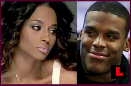 Cam Newton and Ciara Dating, Getting Serious: Report