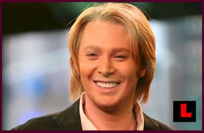 Clay Aiken America's Next Top Model VIDEO