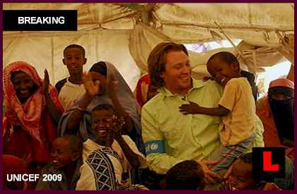 Clay Aiken Celebrity Apprentice Appearance Continues Charity Work