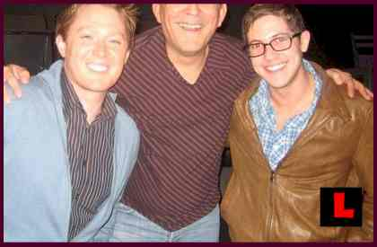 Clay Aiken Dating Jeff Walters