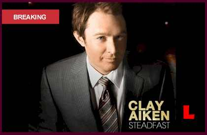 Clay Aiken Steadfast New 2012 Album Excites Fans