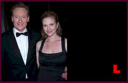 Conan O'Brien's Wife Liza Powell