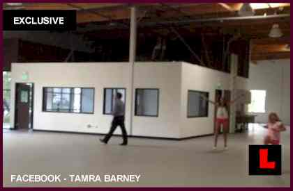 C.U.T. Fitness OC Gets Tamra Barney Preview: EXCLUSIVE