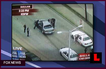 Dallas Car Chase Today