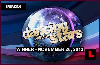 Dancing with the Stars 2013 Winner: Who Won DWTS November 26, 2013 results Tonight 11-26-13 finale