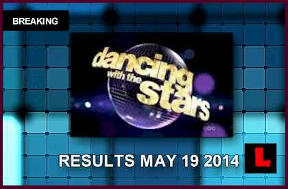 Dancing with the Stars 2014 Results Tonight May 19, 2014 5/19/14: Who Gets Eliminated elimination sent home winner