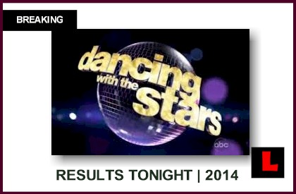 Dancing with the Stars 2014 Results Tonight Prompt Changed DWTS Eliminations