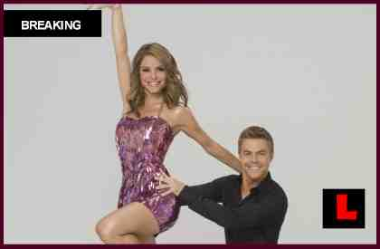 Dancing with the Stars Results Tonight 2012 Prompt Maria Menounos Elimination