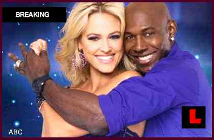 Dancing with the Stars 2012 Winner Donald Driver Earns Top Results Tonight