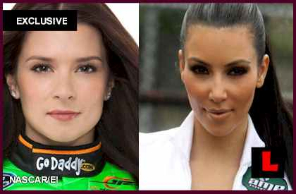 Kim Kardashian vs. Danica Patrick: Chapman Ducote Avoids Race  EXCLUSIVE