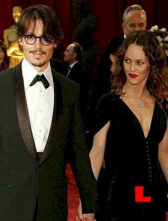 johnny depp and vanessa paradis. Vanessa Paradis Johnny Depp